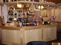 Bar and counter